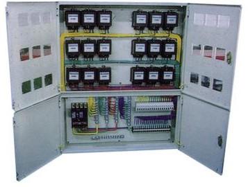 厂区电表接线图